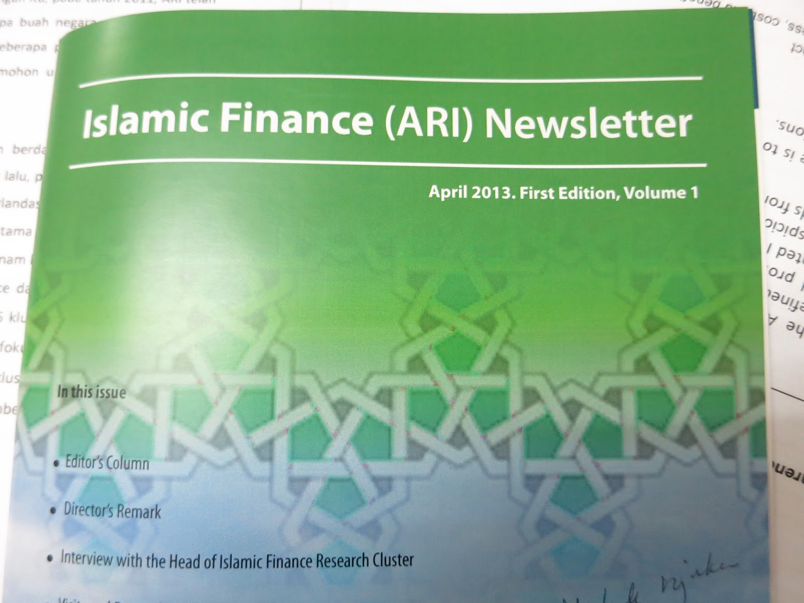 research paper in islamic finance